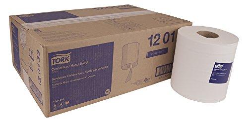 Tork Advanced 120133 Centerfeed Hand Towel, 1-Ply, 8.25