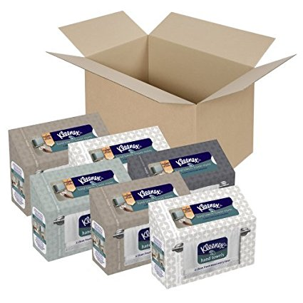 Kleenex Hand Towels, 60-ct, Pack of 18